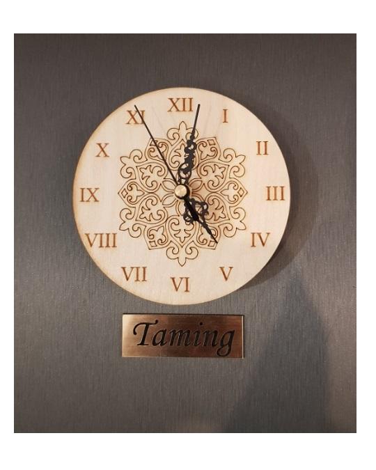 Laikrodis, medinis laikrodis